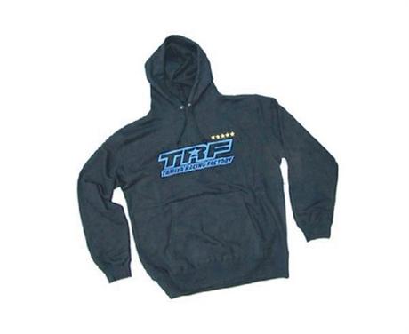 TAMIYA 67051 TRF Hooded Sweatshirt ( Black ) XL Autopartner.se