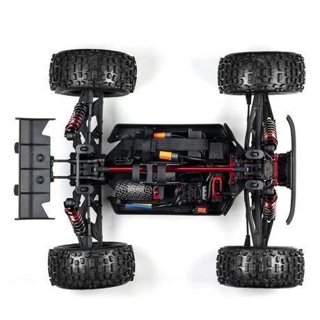 Treal Aluminum Steering Link /& Hi-Torque Servo Saver for Axial Wraith /& RR10 Gray