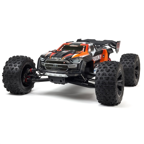 ARRMA KRATON 1/5 8S BLX 4WD SPEED MONSTER TRUCK RTR Orange