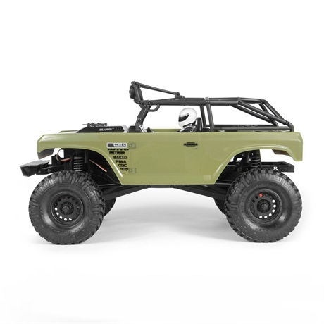 Axial AX90066 1/10 SCX10 II Deadbolt 4WD RTR