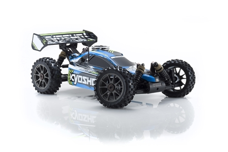 KYOSHO INFERNO NEO 3.0 READYSET T1 (KT231P-KE21SP) - BLUE