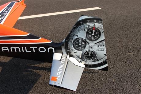 Pilot RC Edge 540 V3 67´ 1 700mm Hamilton