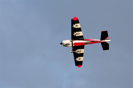 Extreme Flight Extra 300 60 Röd/Vit/Svart