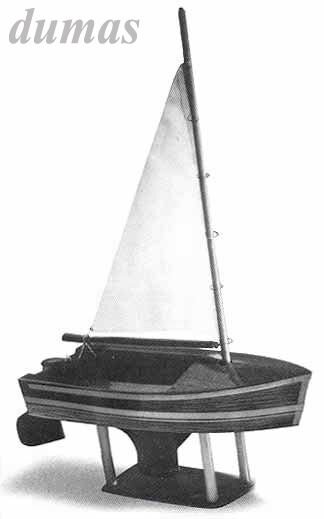 bygga radiostyrd segelbåt