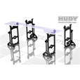 HUDY Set-up System 1/10 OR