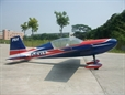 "Pilot RC Extra300 87"" Red/Blue/White"