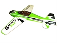 "Pilot RC Sbach 342 87"" Green Black Thunderbird"