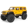 Axial 1/24 SCX24 2019 Jeep Wrangler JLU CRC Rock Crawler 4WD RTR Yellow