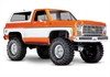 Traxxas TRX-4 Chevy Blazer 1/10 Orange RTR