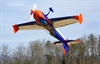 Extreme Flight Extra 300 78 V3 Orange Blue