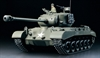 TAMIYA 56016 1/16 M26 Pershing R/C Tank w/Option Kit